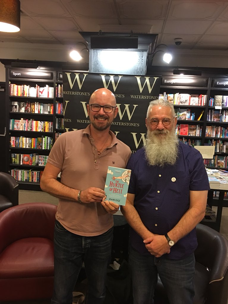 Atheist meets God in novelconundrum