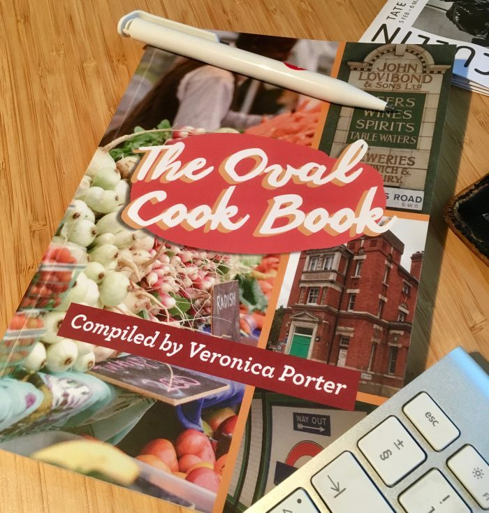 The Oval Cook Book