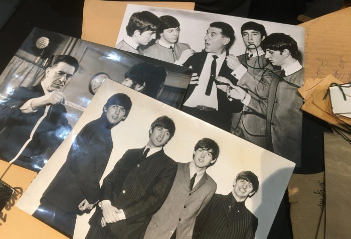 Suiting The Beatles